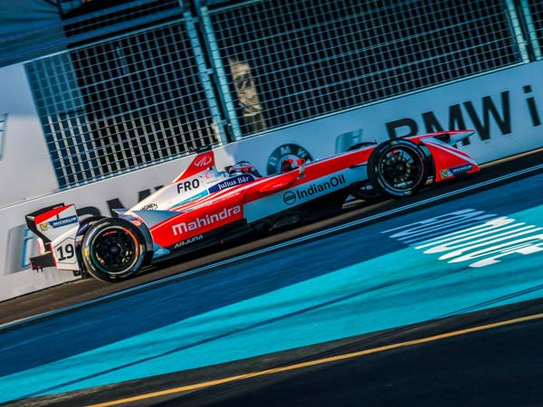 Formula E New York ePrix: Mahindra Racing Clinches Double Podium
