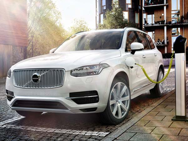 GST: Volvo Plans To Sell Hybrid Cars In India
