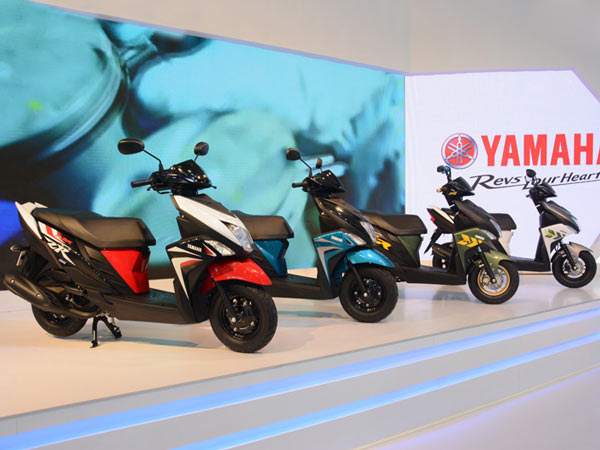 yamaha scooter boutique opens in chennai