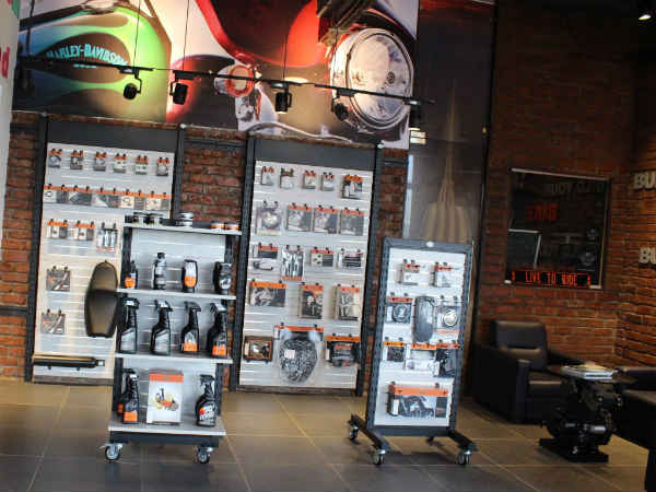 Harley-Davidson Opens Its First Concept Store In India