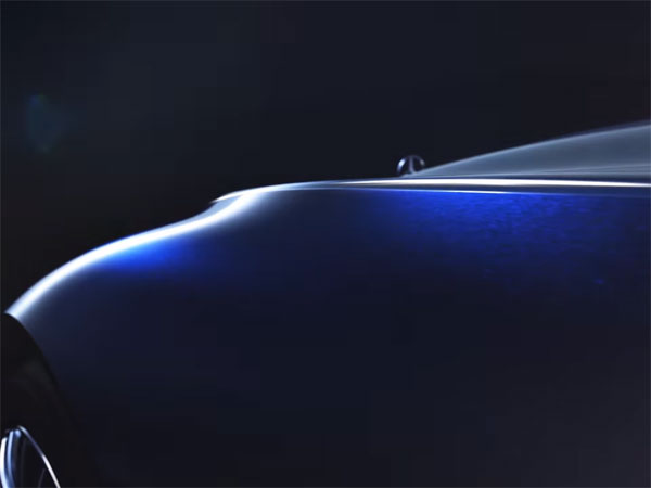 Mercedes-Maybach 6 Convertible Teased Ahead Of Pebble Beach Reveal