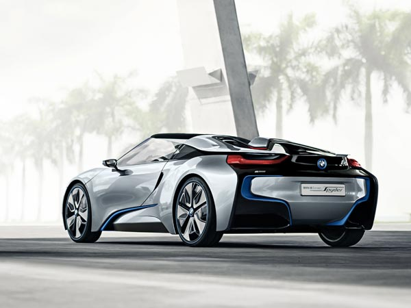 BMW To Debut i8 Roadster At Los Angeles Auto Show