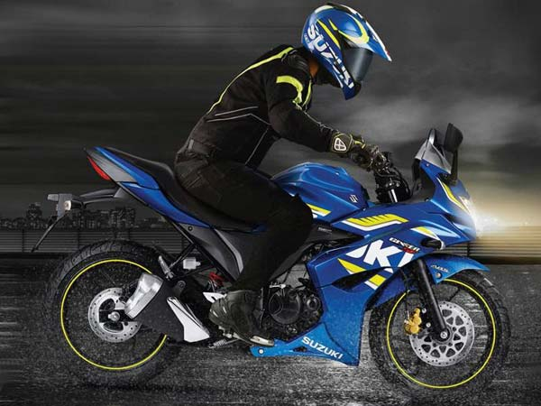 Suzuki Gixxer SF ABS Launched In India - Price, Specs, Details