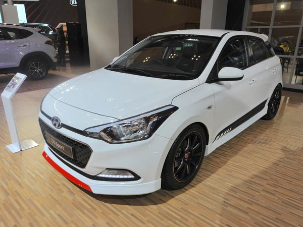 Hyundai I20 Sport Unveiled In Indonesia