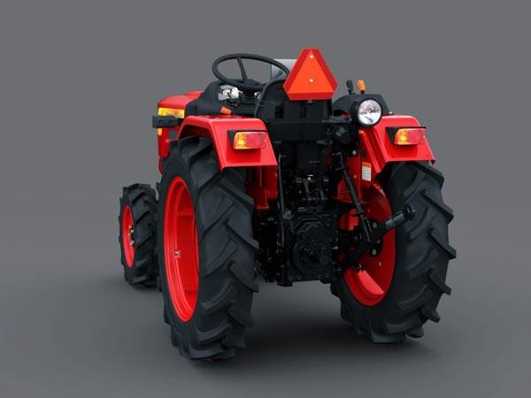 Mahindra Launches Jivo Small Tractor Platform Drivespark