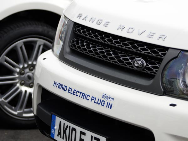 Range Rover PHEV To Be Introduced In 2018