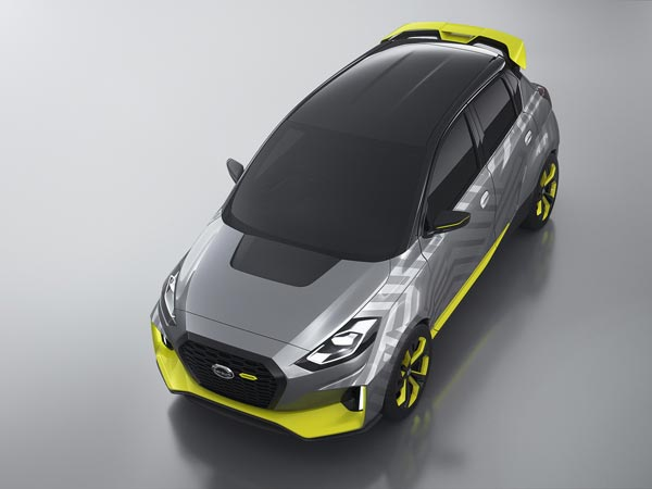 Datsun GO Live Concept Unveiled In Indonesia