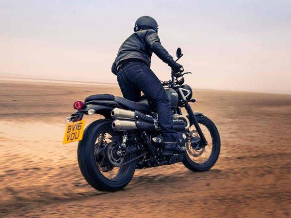 Triumph Street Scrambler India Launch Details Revealed