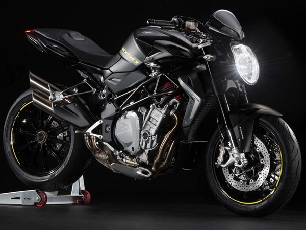 MV Agusta Reveals Updates For The 2018 Models