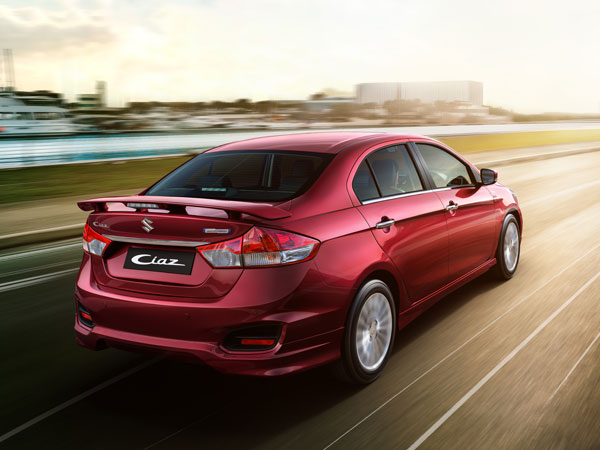 Maruti Suzuki Ciaz S Launched In India; Priced At Rs 9.39 Lakh Onward