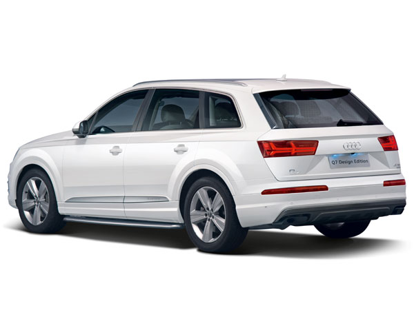Audi Q7 Design Edition Launched In India - Launch Price And Features