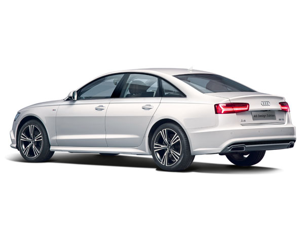 Audi A Design Edition Launched In India Launch Price And - Audi car price in india