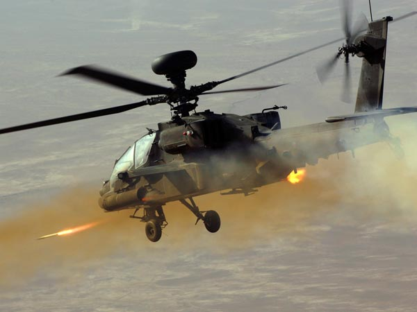 Indian Army Receives Approval To Purchase AH-64E Apache Attack Helicopters