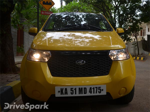 Mahindra To Benefit From Government's Order Of 10,000 EVs