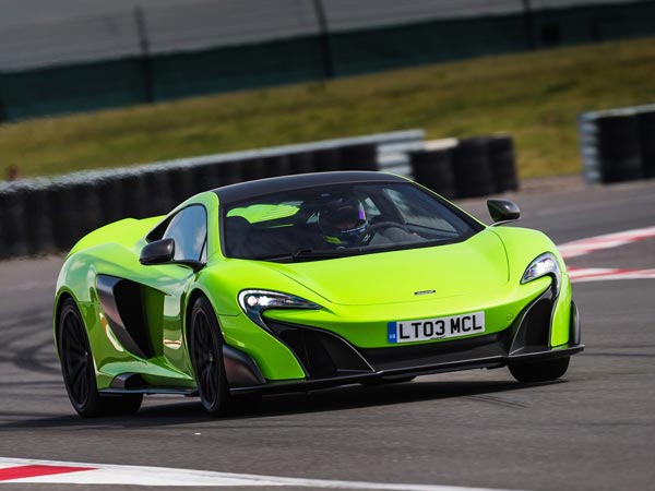 All-Electric McLaren Supercar In The Works