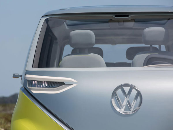 Volkswagen ID Buzz Concept To Enter Production