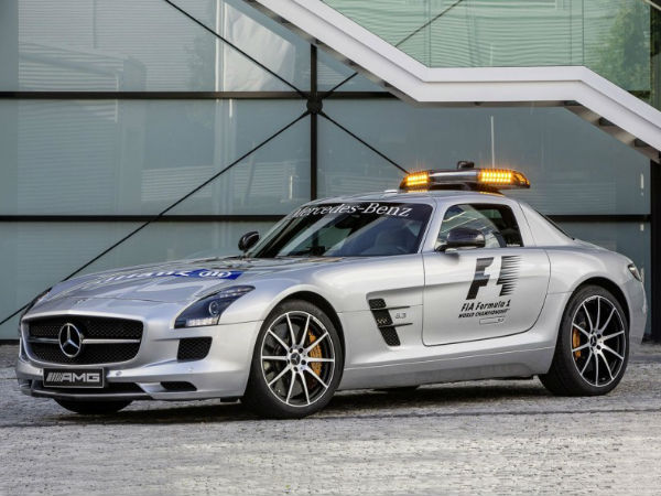 FIA Considering Self-Driving Safety Car For Formula One Races