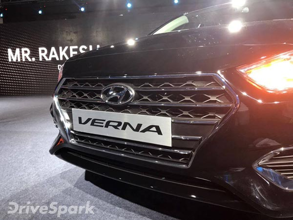 New Hyundai Verna Variants Explained In Detail