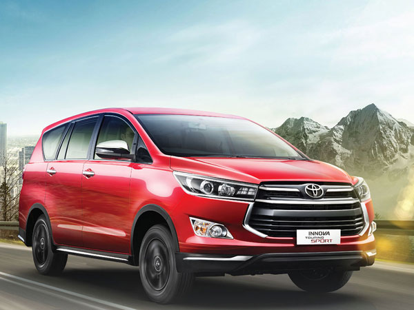 Toyota Innova Touring Sport Mild Hybrid India Launch Details