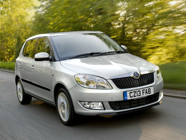 Skoda Developing New Small For India