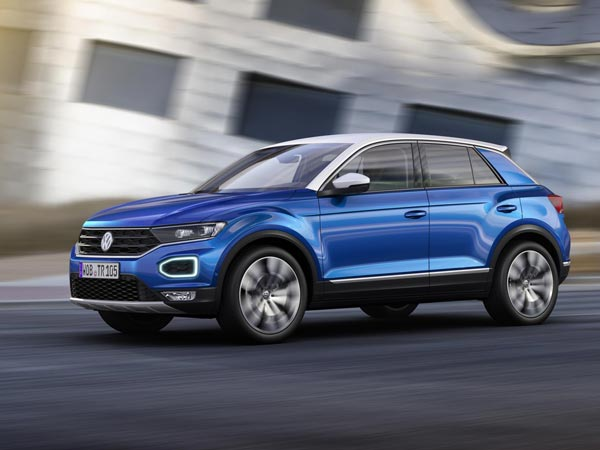 Volkswagen T-Roc Revealed — Compact SUV Competition Intensifies