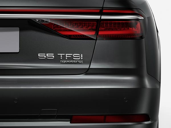 Audi Introduces New Two-Digit Naming System