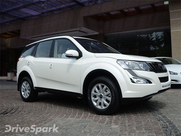 Mahindra Xuv500 Infotainment System Updated With Android