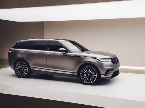 Range Rover Velar Spotted In India Ahead Of Official Launch