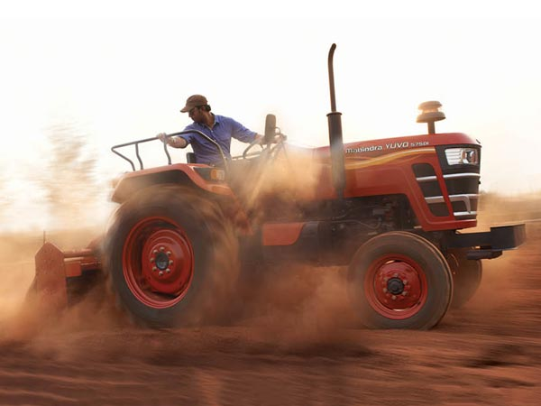 Mahindra To Launch Third Tractor Brand, Trackstar