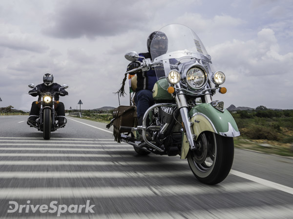 Celebrating Indian Independence With Indian Motorcycle