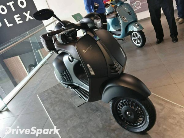 Vespa 946 Emporio Armani Discontinued In India