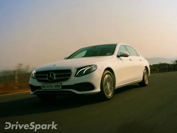 739eac4789fe89 Mercedes E 350d Sales Suspended In Germany - DriveSpark News