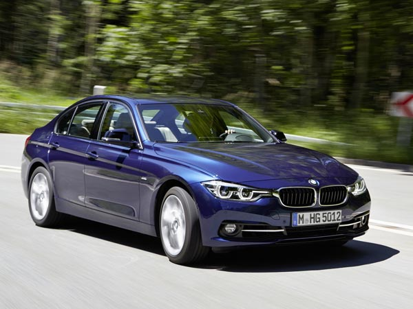 bmw 320d edition sport india launch