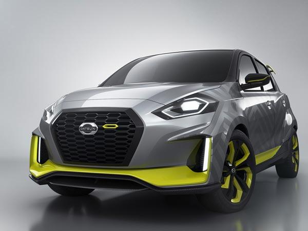 Datsun Go Live Concept Unveiled Indonesia
