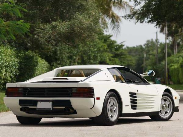 ferrari loses rights to testarossa name