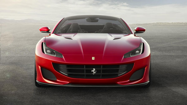 ferrari portofino revealed