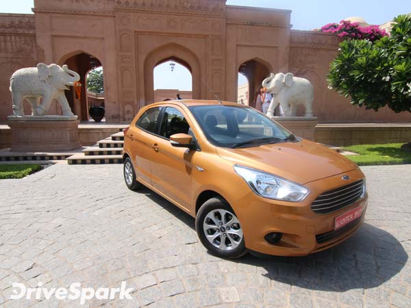 Ford India Sales Figures In July 2017