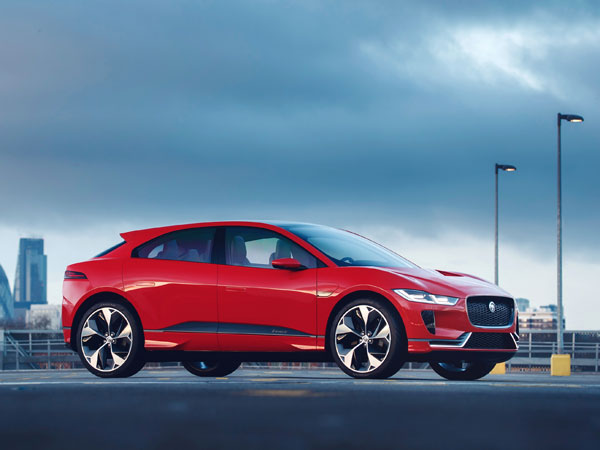 Jaguar I-Pace Concept Is The Most Significant Concept Vehicle Of 2017