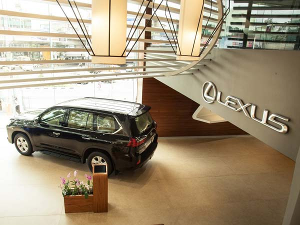 Lexus India Opens Fourth Showroom In India At Bengaluru