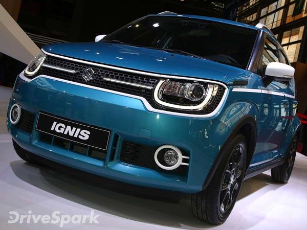 Maruti Suzuki Ignis Alpha Amt Launched In India Launch Price