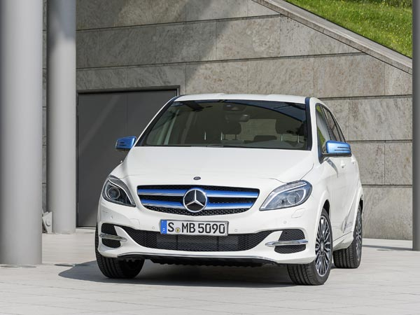 mercedes b-class electric drive discontinued
