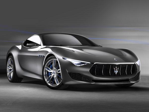 New Maserati Models Electrified