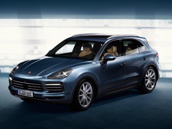 porsche cayenne leaked images