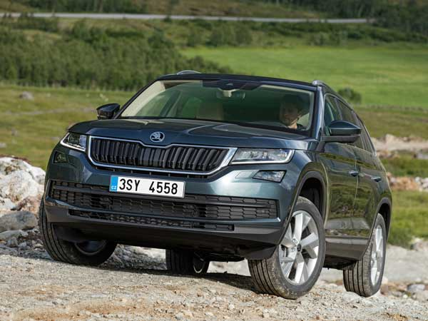 Skoda Kodiaq India Unveil Date Revealed
