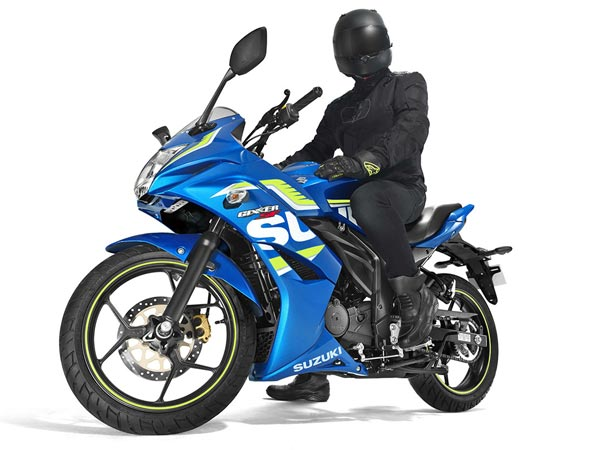 Suzuki Commence Bookings For Gixxer SF ABS
