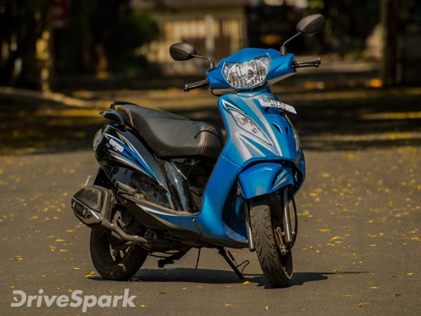 TVS Motor Company Posts 16 Percent Growth In August 2017