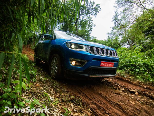 Jeep Compass Bookings in India Hits 10,000 Mark