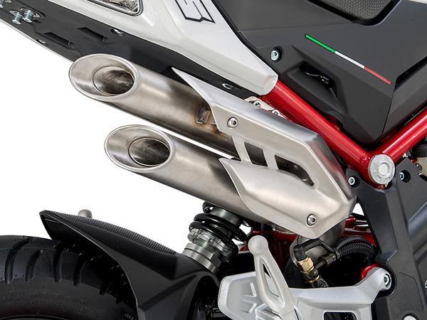 Benelli Unveils TNT 125 Mini Motorcycle