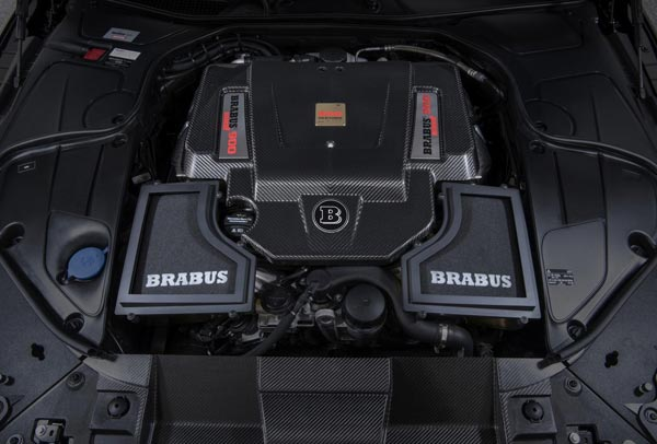 Presenting The Brabus Rocket 900 — The World's Fastest Four Seater Convertible