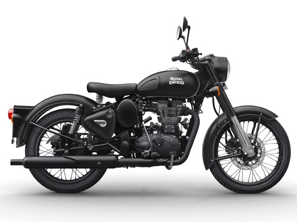 Royal Enfield Classic 350 Gunmetal Grey And Classic 500 Stealth Black Launched: Launch Price, Specifications & Images